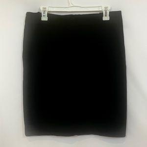 DKNY straight skirt black size 10